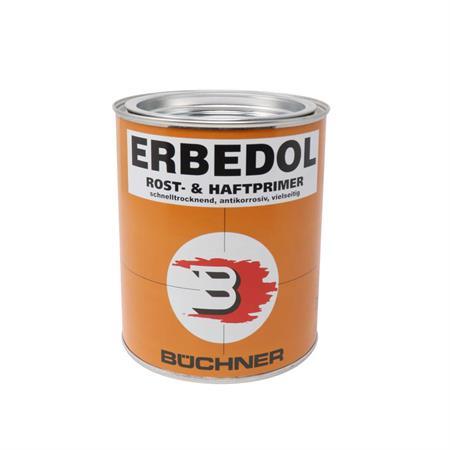 Erbedol Rost- und Haftprimer rotbraun 750 ml