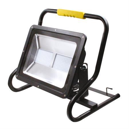 LED-Strahler IP 65 - 80 W / 5600 Lumen mit Tragegestell  mit Tragegestell