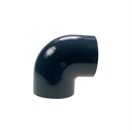 Winkel 90° - 2 x Klebemuffe Ø 160 mm