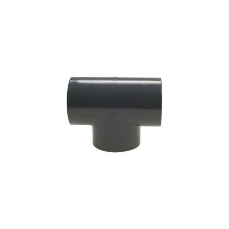 T-Stück 90° - 3 x Klebemuffe Ø 110 mm