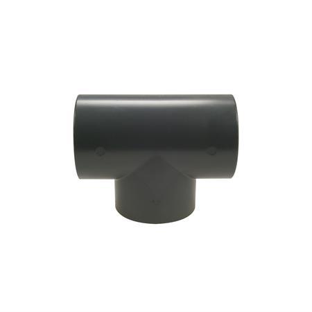 T-Stück 90° - 3 x Klebemuffe Ø 140 mm