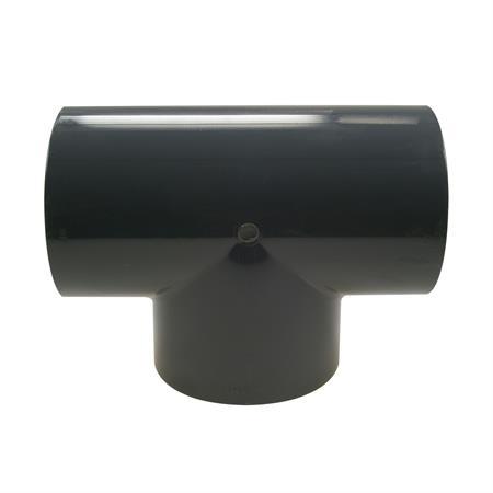 T-Stück 90° - 3 x Klebemuffe Ø 200 mm