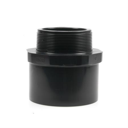 """Übergangsnippel Ø 110/90 mm x 3"""" AG"""