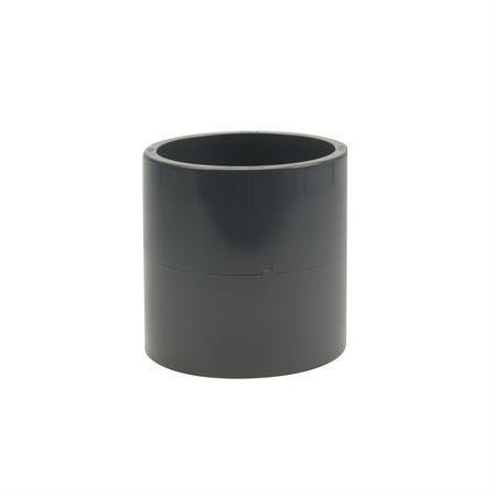 Muffe - 2x Klebemuffe Ø 125 mm