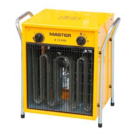 Elektroheizgerät Master B 15 EPB / 7.5 - 15 kW