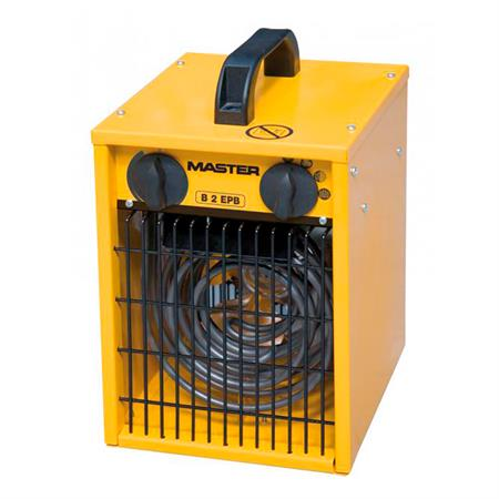 Elektroheizgerät Master B 2 EPB / 1 - 2 kW