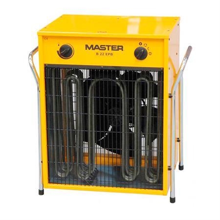 Elektroheizgerät Master B 22 EPB / 11 - 22 kW