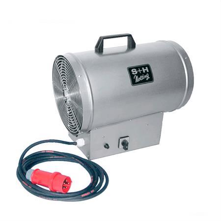 Elektroheizgerät Nolting 6 - 9 kW