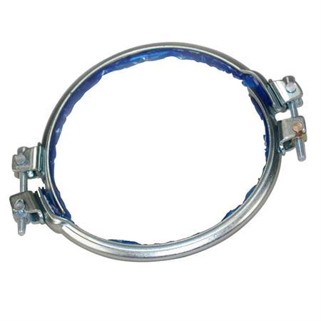 Spannring 2-teilig Ø 150 mm