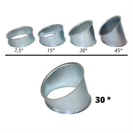 Segment Ø 120 mm - 30°