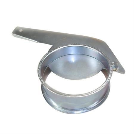 Rohrabsperrschieber Ø 120 mm