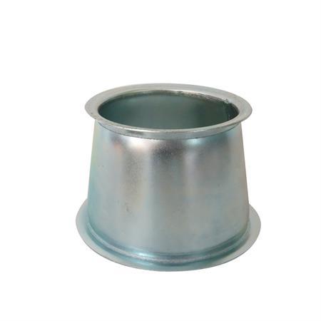 Übergangsrohr Ø 80 x 100 mm