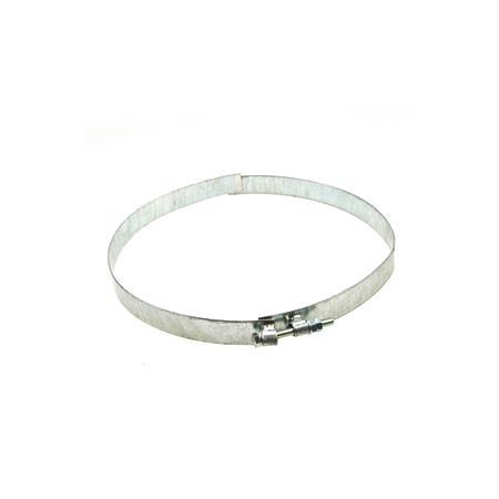 Spannband 2-teilig Ø 250 mm für Annahmetrichter