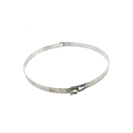 Spannband 2-teilig Ø 300 mm für Annahmetrichter