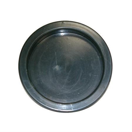 Gummi-Verschlussdeckel für Ablaufrohr Ø 150 mm