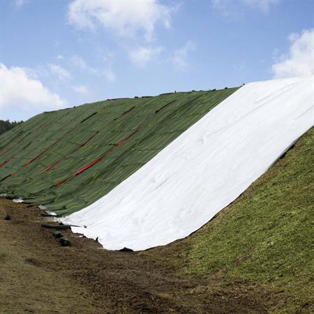 Siloschutzgitter 10 x 15 m