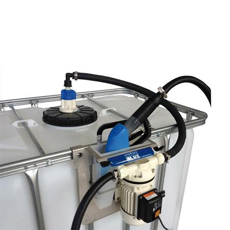 Cematic Blue Pumpensystem