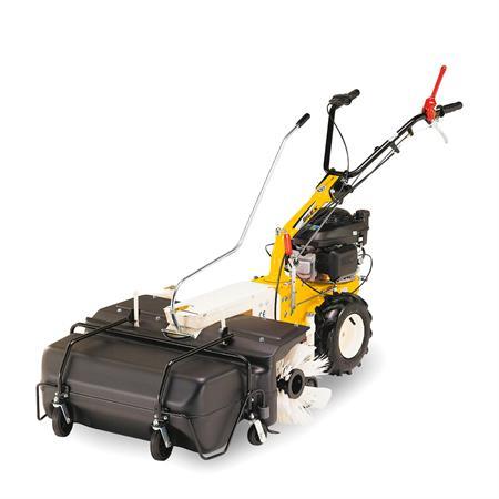 Anbau-Frontkehrmaschine für STIGA Grundgerät SILEX 95 H
