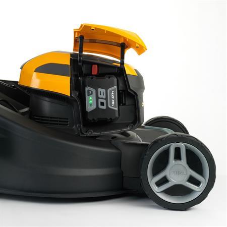 Akku-Rasenmäher STIGA Combi 50 S AE (mit Fangkorb und Radantrieb)
