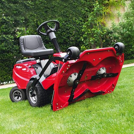Aufsitz-Rasenmäher Castelgarden XM 160 HD