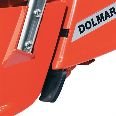 "Benzin-Motorsäge Dolmar PS-7910 - 50 cm - 3/8"""