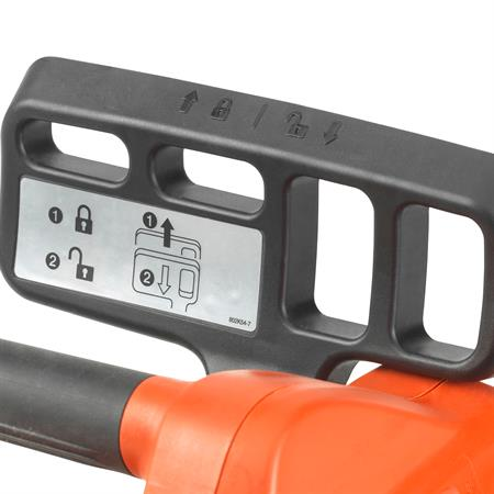 "Elektro-Kettensäge Dolmar ES-39 TLC - 35 cm - 3/8"" Hobby"