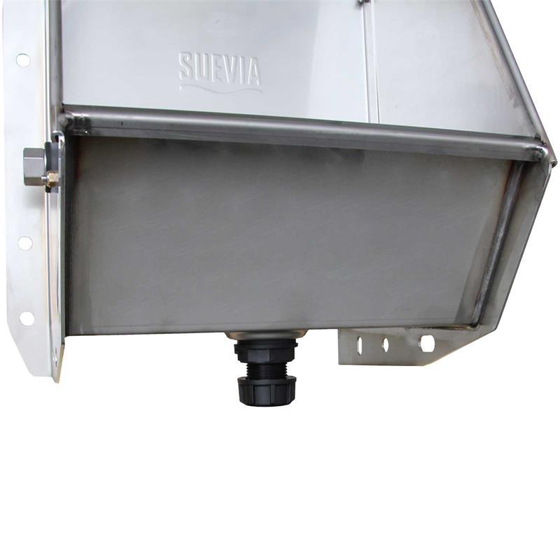 Schwimmer-Trogtränke Suevia Mod. 600