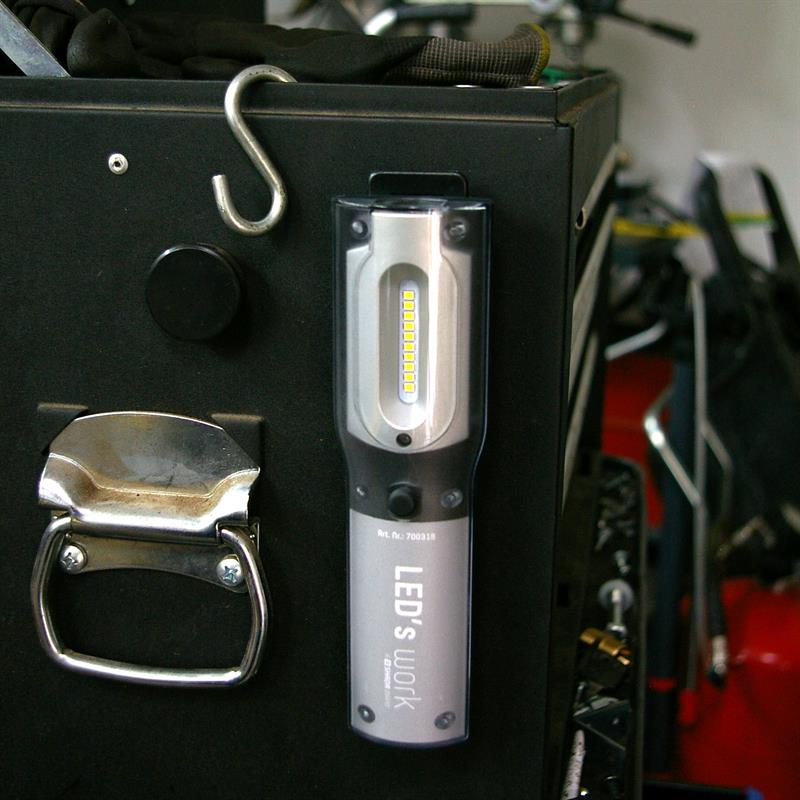 Akku-LED-Arbeitsleuchte 5 W