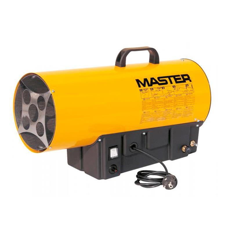 Gasheizgebläse Master BLP-17 M / 10 - 16 kW