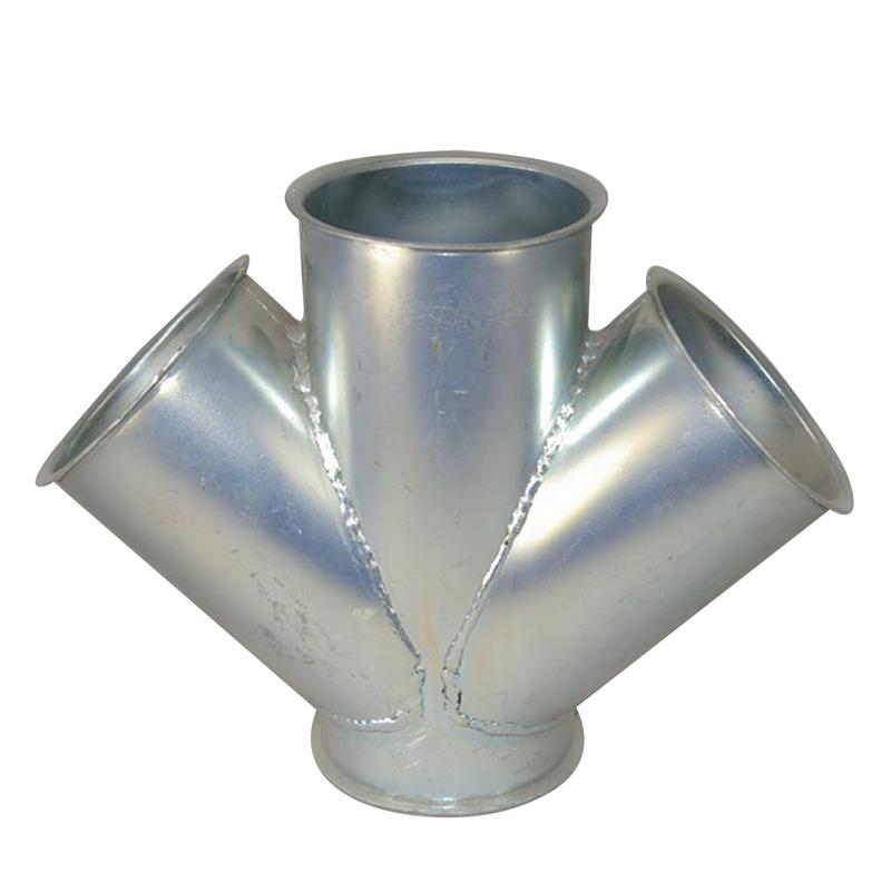 Gabelstück 3-fach Ø 150 mm