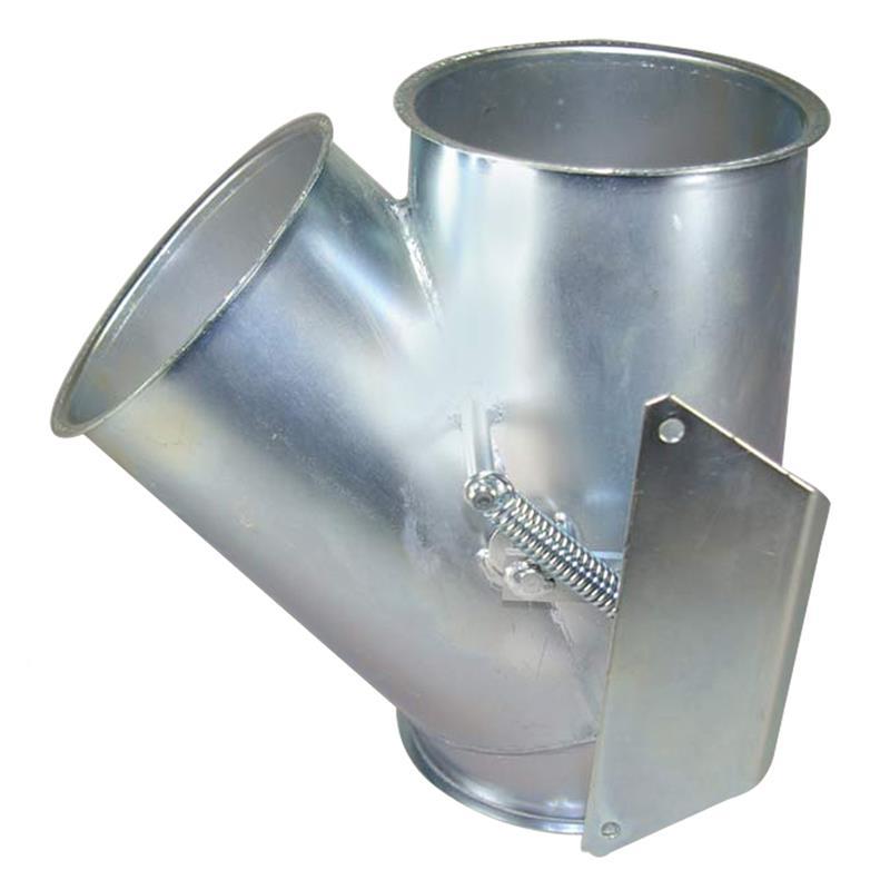 Klappkasten 1 x 45° - Ø 200 mm
