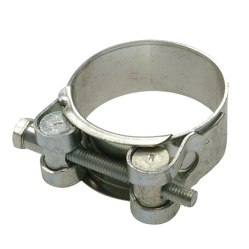 Spannbackenschelle verzinkt Ø 48-51 mm