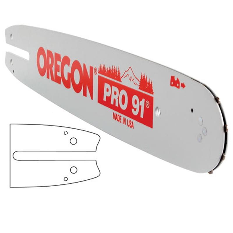 "Schwert Oregon Pro 91 - 35 CM - 3/8"" - 1.3 - 50 | 140SPEA074"