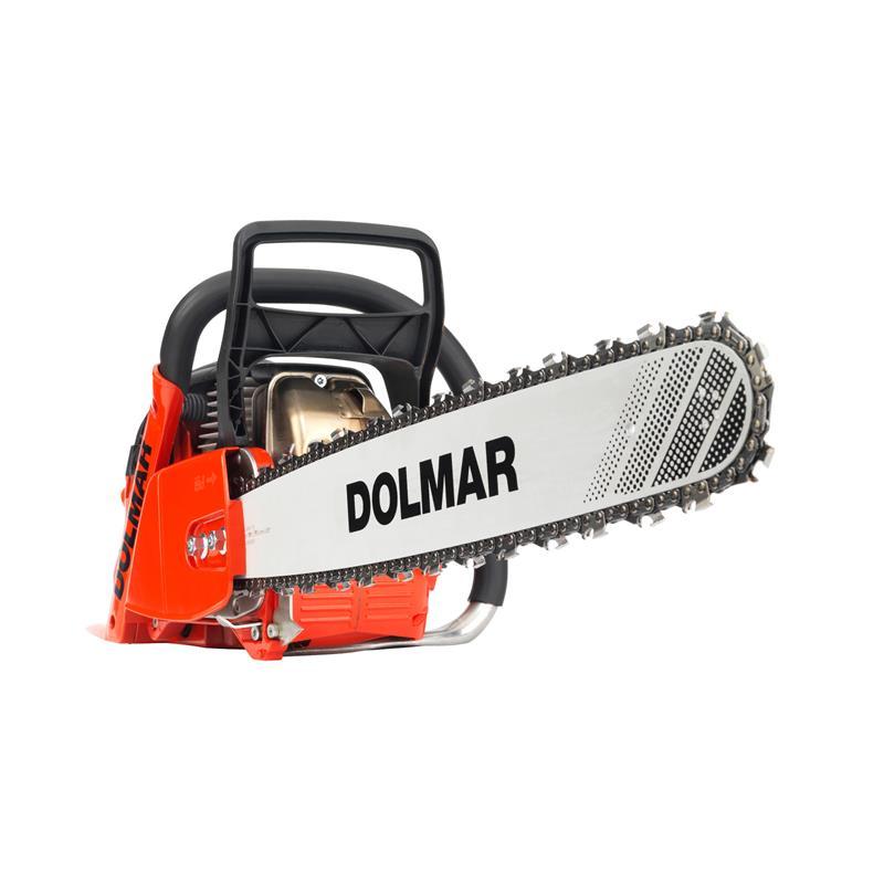 "Benzin-Motorsäge Dolmar PS-6100 H - 45 cm - 3/8"""