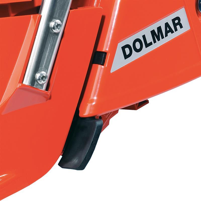 "Benzin-Motorsäge Dolmar PS-7310 - 45 cm - 3/8"""