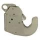 Unterlenker-Fanghaken CBM Kat. 2 für Fangkugel mit Ø 90 mm / schwer