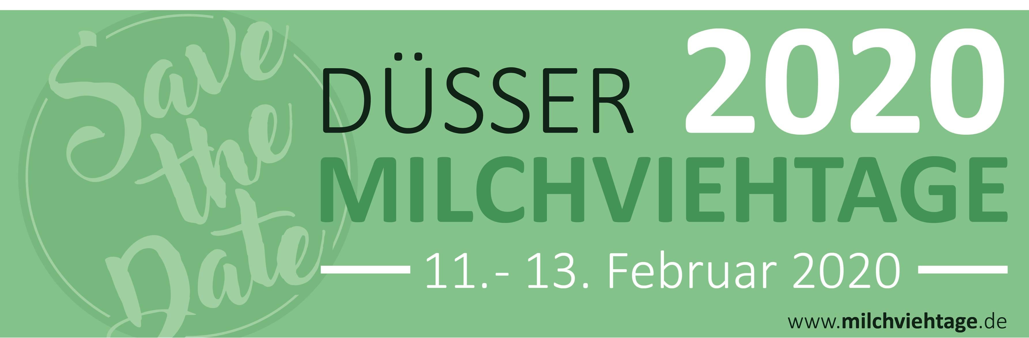 Düsser Milchviehtage 2020