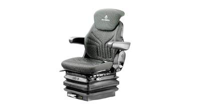Schleppersitze